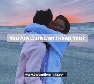 romantic caption