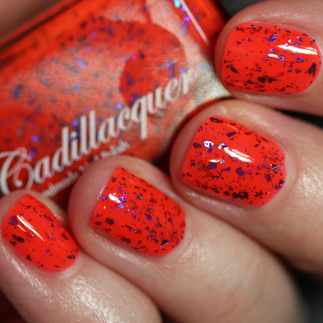 Cadillacquer Precious swatch by Streets Ahead Style