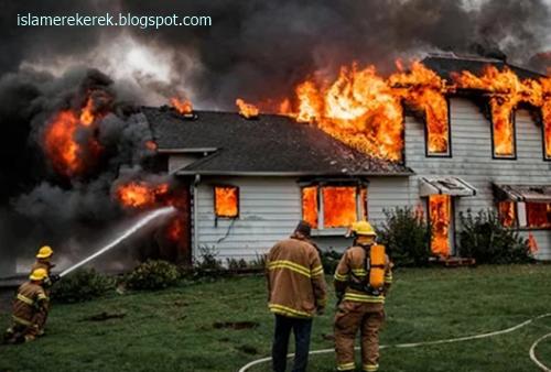 Mimpi rumah kebakaran versi togel