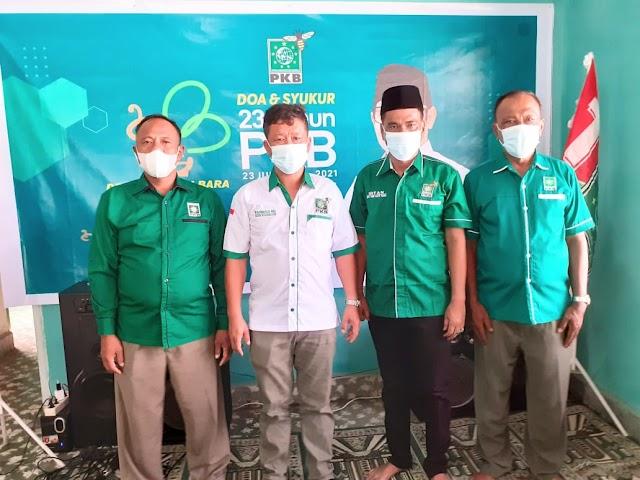 Santuni Anak Yatim dan Dhuafa, PKB Batu Bara Telah Siapkan Kader Untuk Eksekutif dan Legislatif 2024
