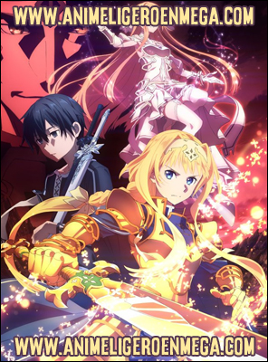 Sword Art Online Alicization War of Underworld: Todos los Capítulos (08/??) [Mega - MediaFire - Google Drive] TV - HDL