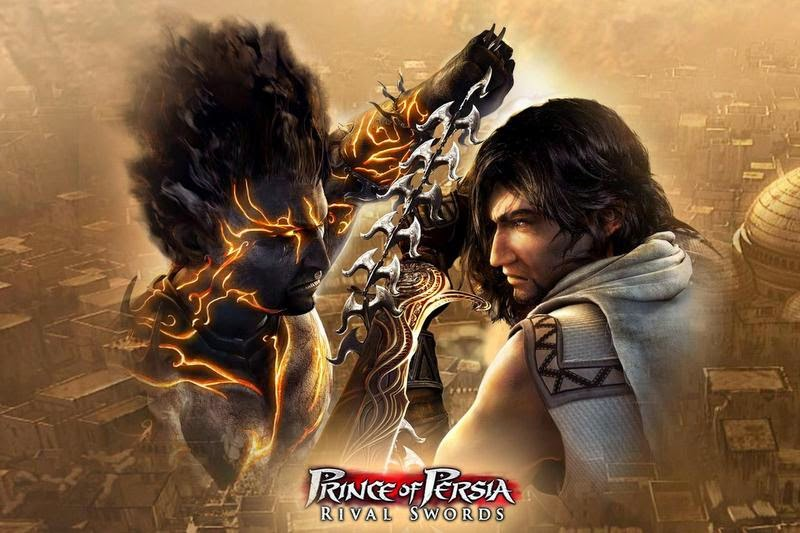 prince of persia rival swords psp iso