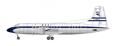 Bristol Britannia 102 - BOAC picture 2