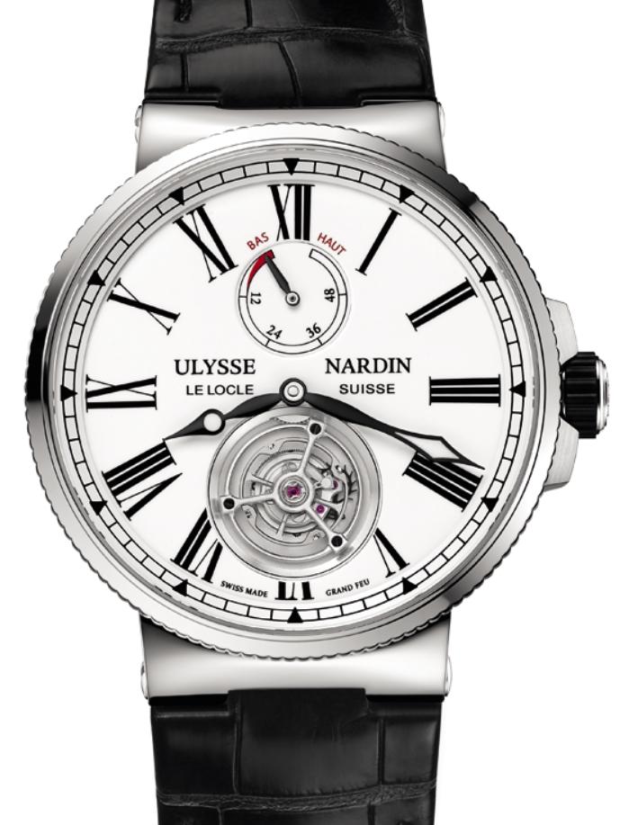 j 39 aime les montres la montre du jour ulysse nardin marine tourbillon. Black Bedroom Furniture Sets. Home Design Ideas