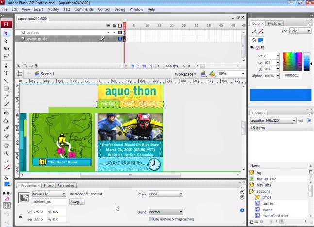 Adobe Flash CS3 Professional Full Version Terbaru 2020 Working