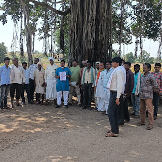 किसान हितेषी कृषि सुधार विधेयक को मोदी सरकार का ऐतिहासिक कदम - जिलाध्यक्ष पंवार
