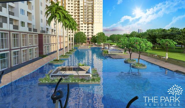 Dự án căn hộ cao cấp The Park Residence mở bán đợt 9