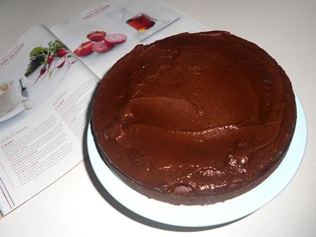 Donna Hay Flourless Chocolate Truffle Cake