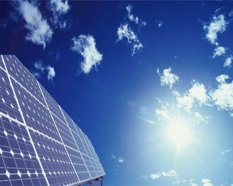 effect on solar panel electrical output in Brisbane