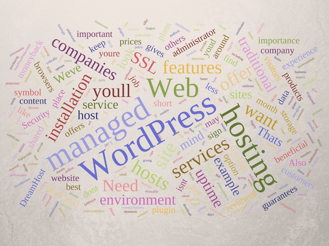 List of Best Wordpress  Hosting Services for your website