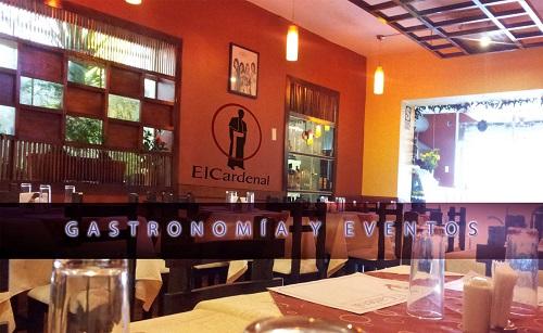 El Cardenal Huancayo Restaurante