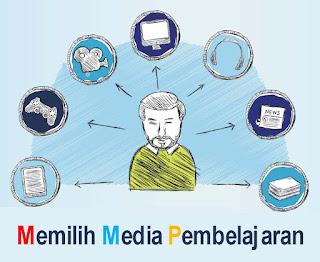 Memilih Media Pembelajaran