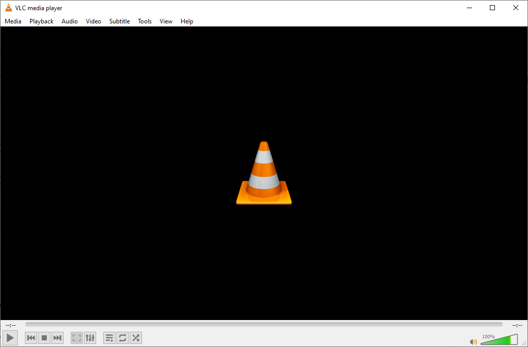 VLC (VideoLAN) Media Player 3.0.13