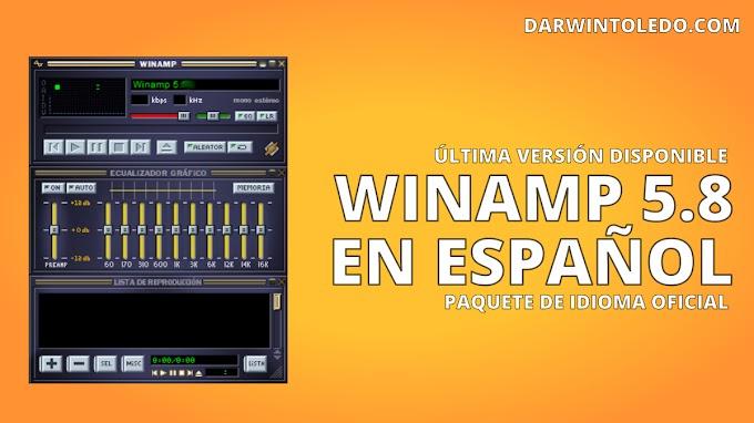 Winamp 5.8: Descargar Winamp en Español en 2021