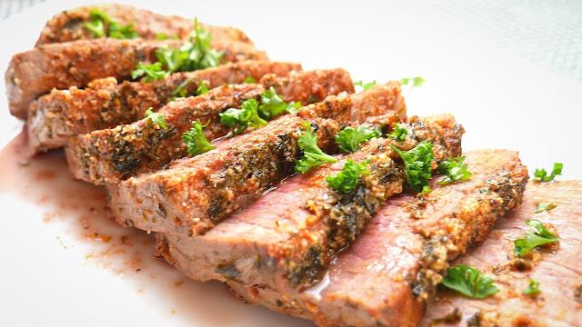 Carne ASADA a las 😋🥩FINAS HIERBAS🥩😋 (ternera)
