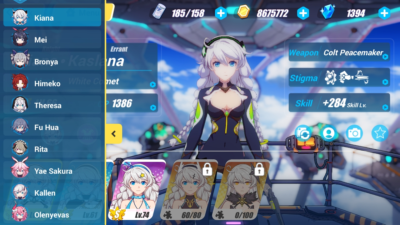 Honkai Impact 3 | The Best Action RPG Game for iOS and