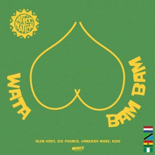 "Mp3: Slim Kofi x Ice Prince x Vanessa Mdee x KiDi – ""Wata Bam Bam"""