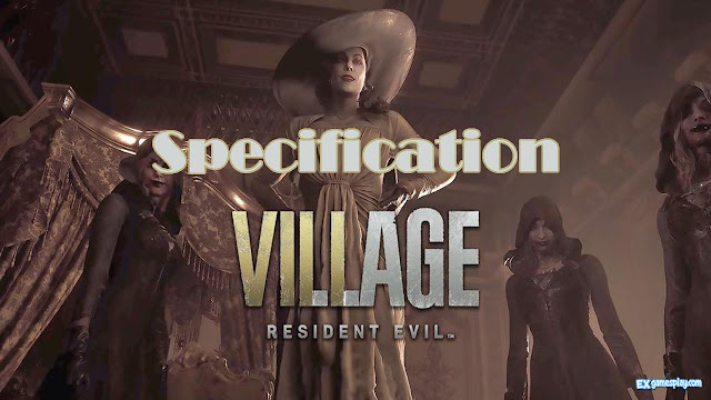 PC specifications to play Resident Evil VIII Village