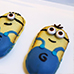 Despicable Me Party: Minion Milano Treats