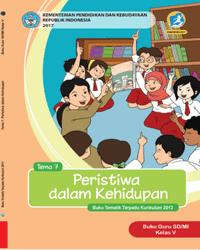 Buku tema 7 Guru Kelas 5 k13 2017