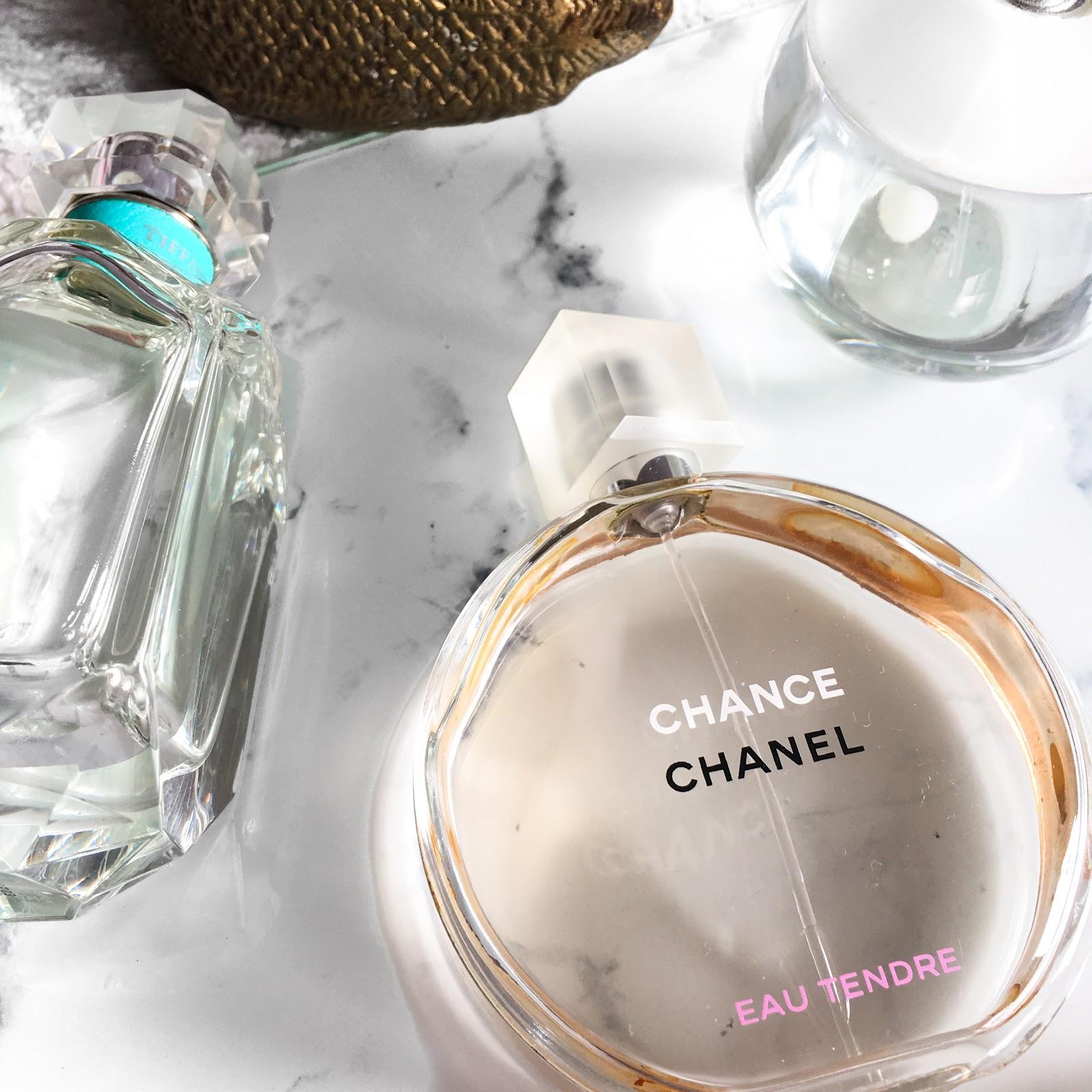 Ulubione perfumy na co dzień - najpiękniejsze letnie zapachy z mojej toaletki