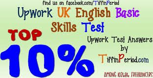 UK English Basic Skills Test
