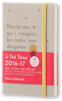 Agenda Moleskine 2017 Principito
