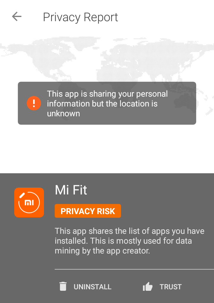Joey Ranting: The App That Knew Too Much - Is Xiaomi's Mi Fit App a