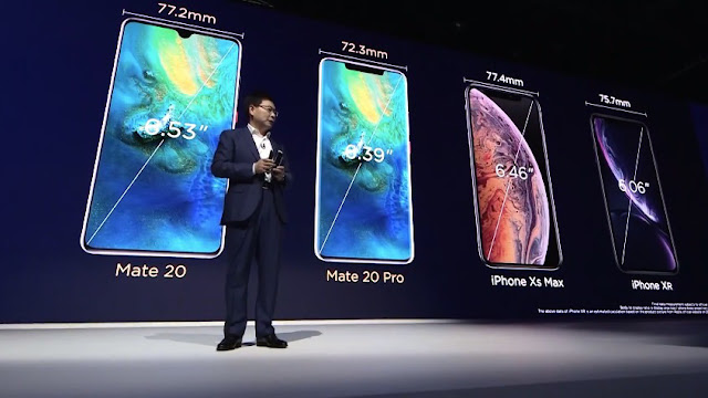 Huawei just unveiled the most beastly Android phone the world has ever seen