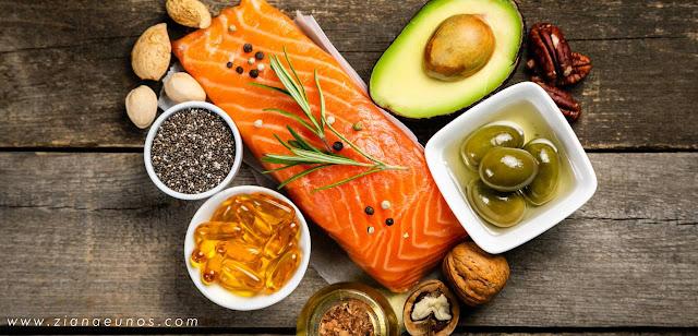 Omega 3 untuk imun badan kuat