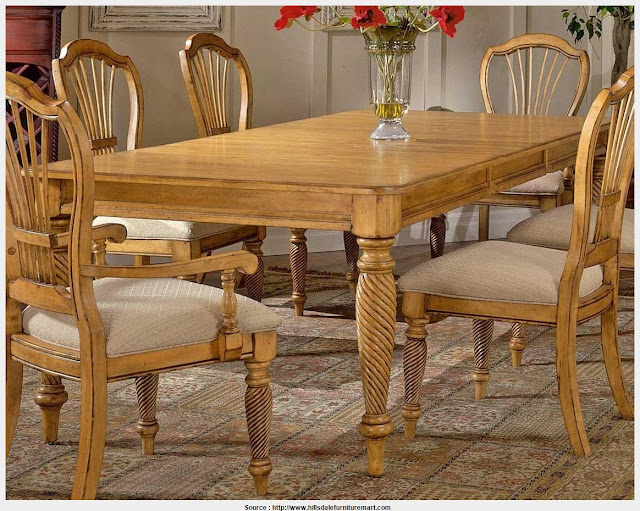 Famous Antique Pine Dining Table Best Image Source