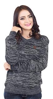 Sweater Wanita Original Inficlo 239