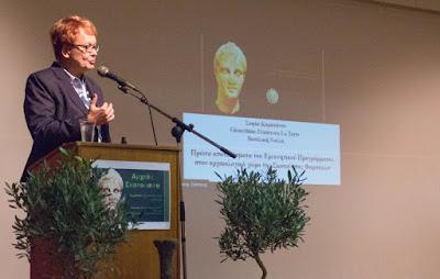 Σδρόλια: Αβάσιμες οι ανησυχίες για το έργο της αναστήλωσης του αρχαίου θεάτρου