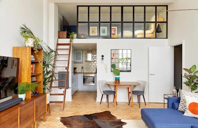 4 Tips Membuat Rumah Kecil Lebih Nyaman