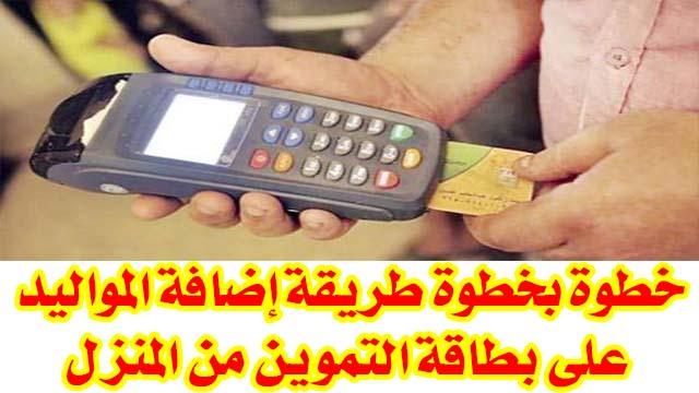 خطوة بخطوة طريقة إضافة المواليد على بطاقة التموين لعام 2021 من خلال بوابة مصر الرقمية