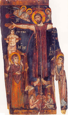 Crucifixion, sina
