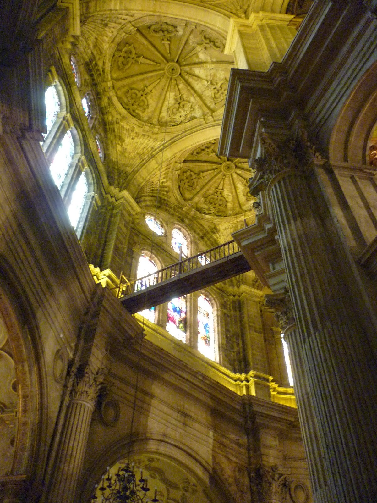Malaga - Espagne - Cathédrale
