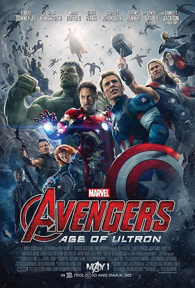 Avengers Age of Ultron 2015 720p Esub  BluRay Dual Audio English Hindi GOPI SAHI