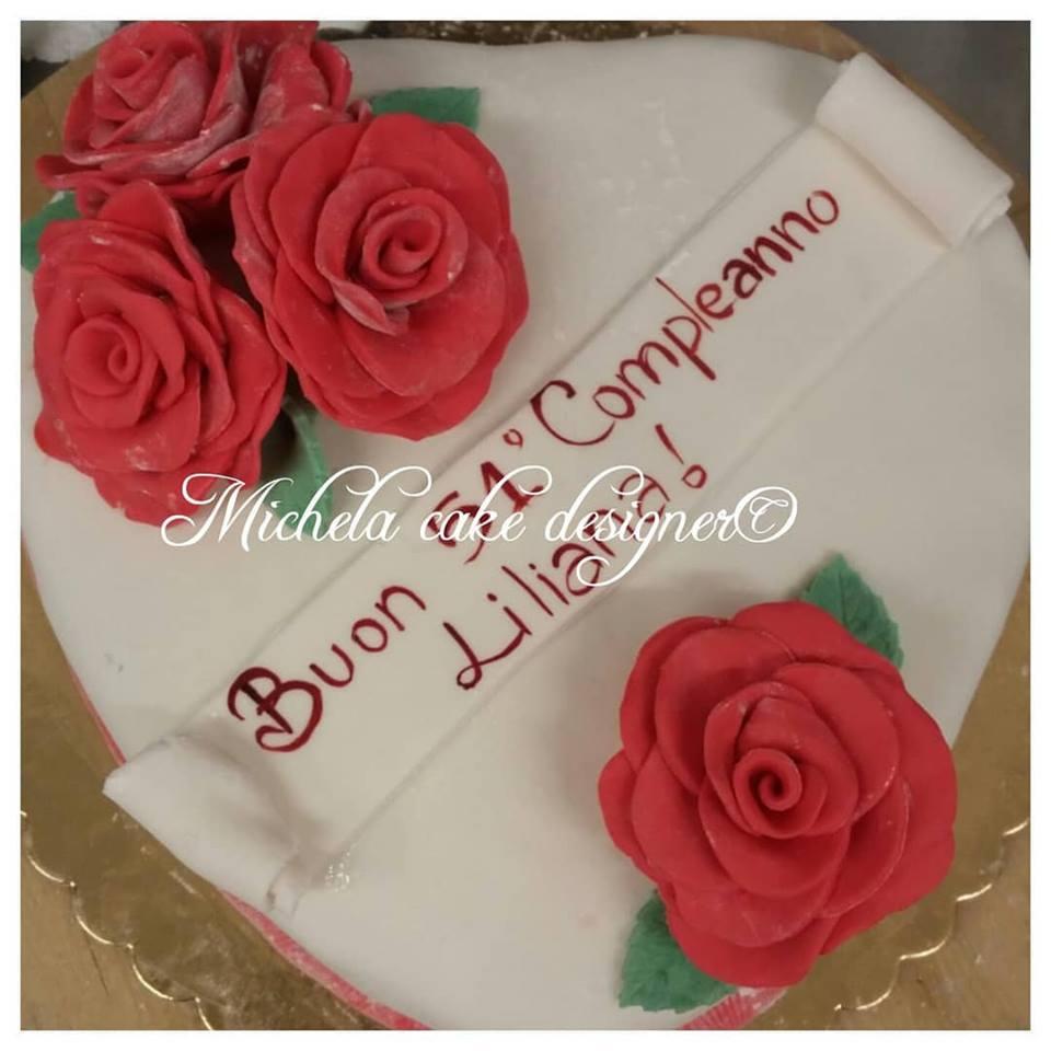 Michela Cake Designer Un Cuore Per Liliana