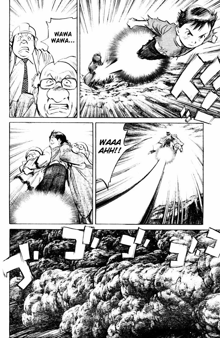 Page 15, Act 65: World's Strongest Robot from Naoki Urasawa's Pluto Volume 8