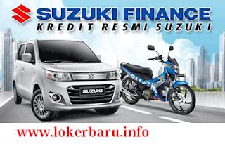 Loker terbaru Suzuki Finance