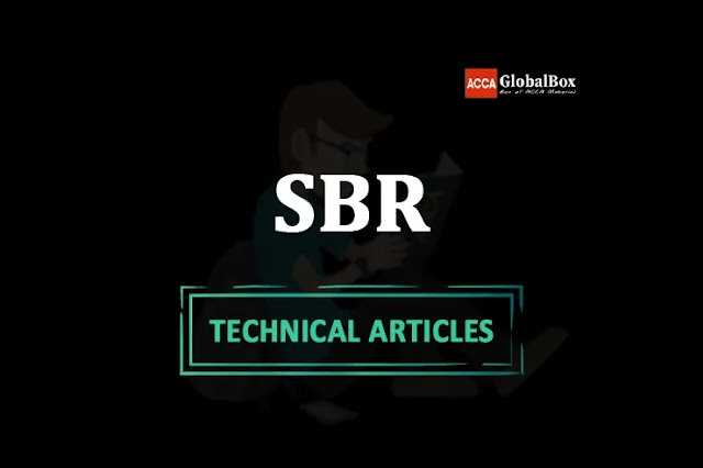 SBR - 2021 | ALL in One Technical Articles