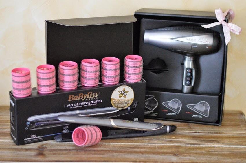 babilyss kit arricciacapelli