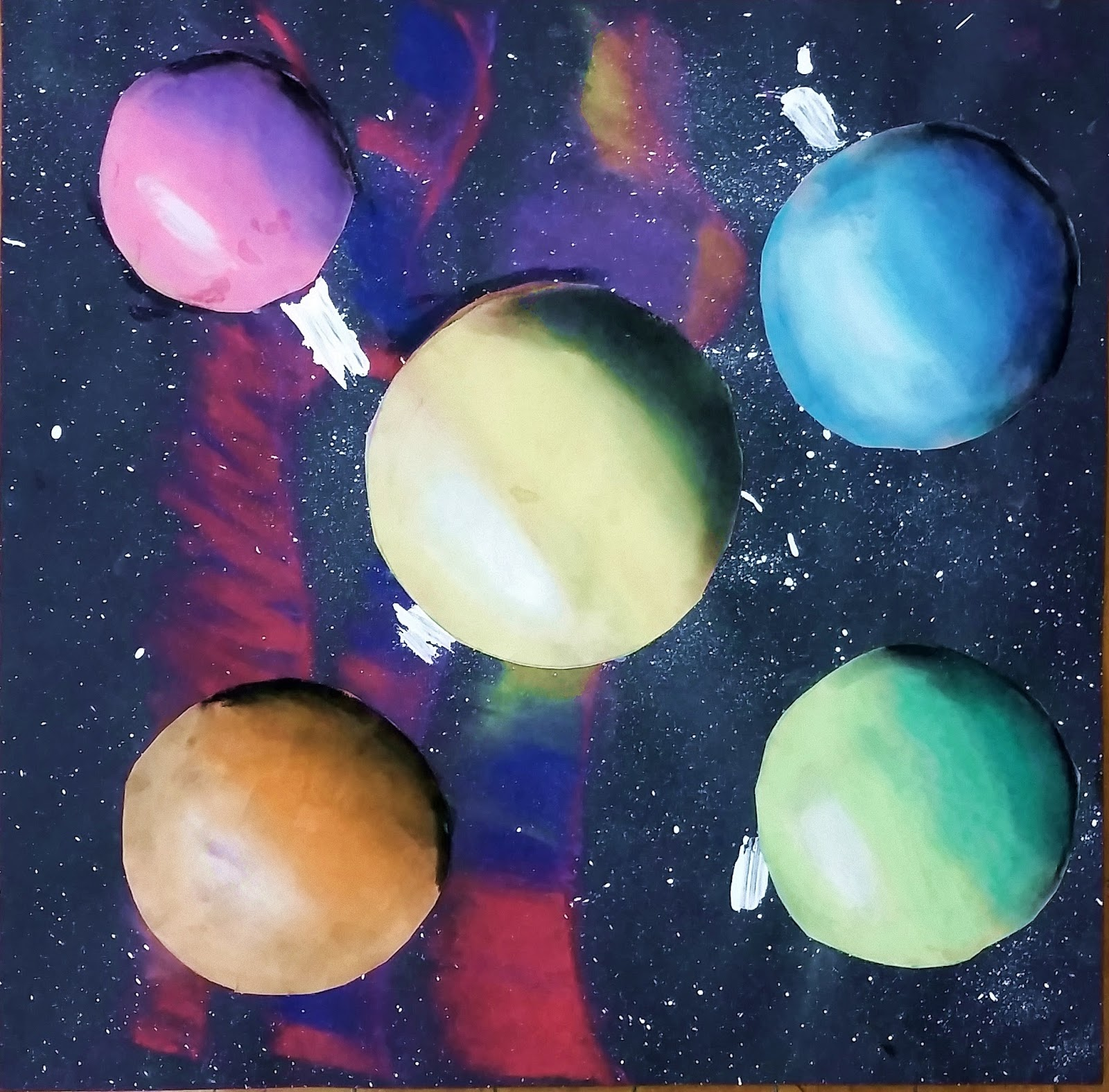 planets for grade 2 - photo #27