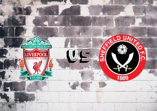 Liverpool vs Sheffield United  Resumen y Partido Completo