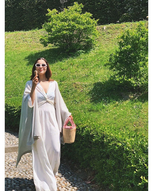 अभिनेत्री आलिया ने फिल्म आरआरआर के लिए शूटिंग शुरू की, तस्वीरें साझा कीं