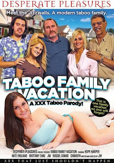 TABOO FAMILY VACATION: AN XXX TABOO PARODY -Kate England-Hope Harper