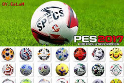 Ball Pack New Season 2020-2021 V2 - PES 2017