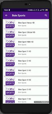 تحميل تطبيق Yalla Bien TV الجديد لمشاهدة جميع القنوات العربية الرياضية للأندرويد