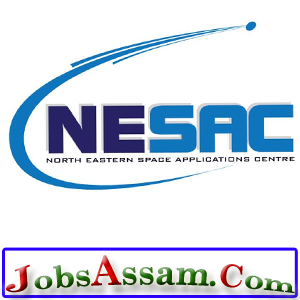 North Eastern Space Applications Centre Recruitment - 7 JRF & RA